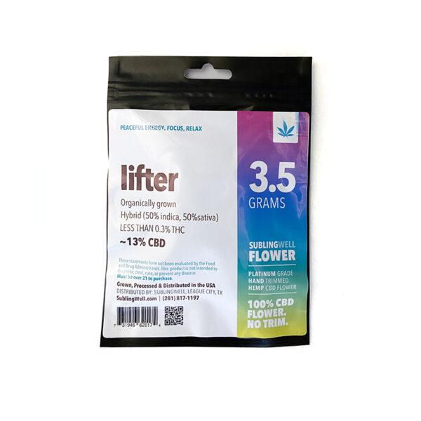 CBD Flower Lifter